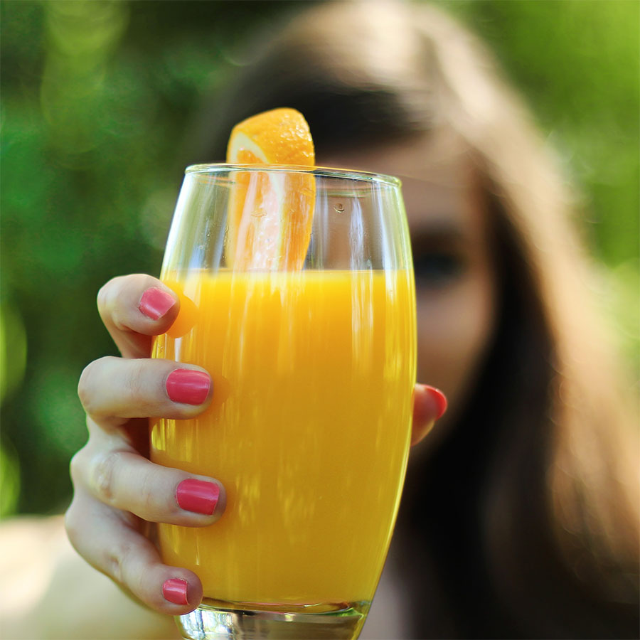 Will Orange Juice Make Me a Millionaire?
